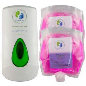 Smart Foam Hand Wash – Twin Offer