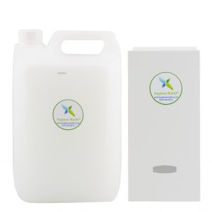 LATEST PRODUCT  Gel Dispenser and 5 Litre Professional Range Alcohol Free GEL