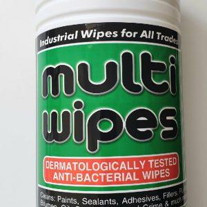 Industrial EN1276 Approved Anti Bacterial Wipes