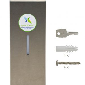 SPECIAL OFFER 900 ML STAINLESS STEEL FOAMING DISPENSER AND 5 LITRE Alcohol FREE Hand sanitiser SPECIAL OFFER !