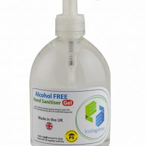 500ml Alcohol FREE Gel Professional Range