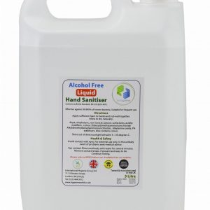 Clear Pro Hand Sanitiser 5 Litre 14476 Passed